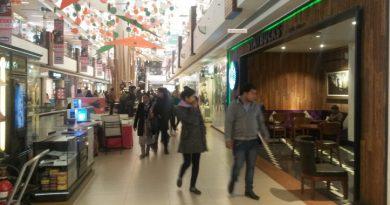 Delhi Shopping areas – Saket Malls